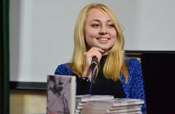 """Марта Брижак презентує роман """"Шльондра"""""""