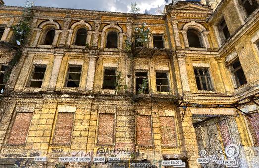 У Києві зроблять 3D-скани фасадів історичних будинків