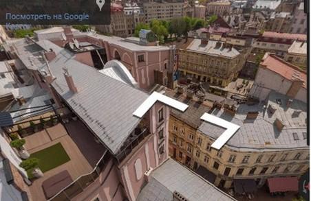 У центрі Львова побудують сучасний готель з конференц-залом та торговими приміщеннями