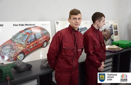 У Львові в спільноті УГКЦ навчатимуть автослюсарів