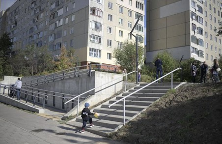 У Львові добудували громадський простір