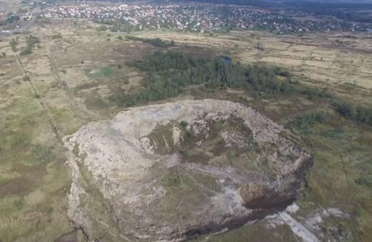 На Львівщині місто може піти під землю