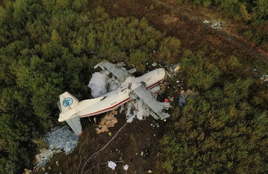 Літак, що розбився у Львові, замішаний в контрабандному скандалі з регіоналами