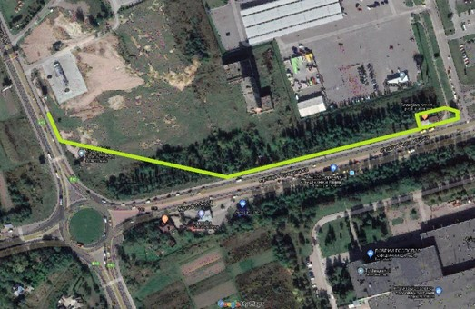 У Львові хочуть розширити Городоцьку