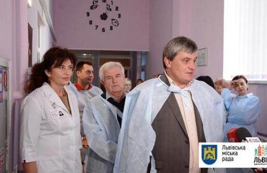 У Львові найнижчий показник смертності немовлят в Україні