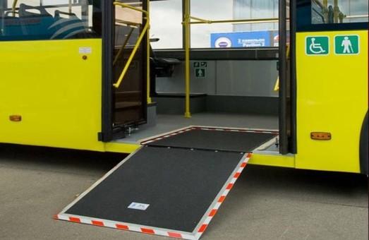 У Львові закуплять автобуси дял інвалідів