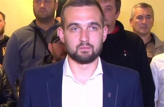"""У Львові створено """"Штаб захисту України"""""""