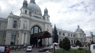 У Львівському вокзалі відкрили зал для військових