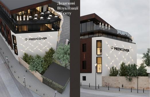 Дружині Козловського дозволили збудувати лікарню на Раппопорта