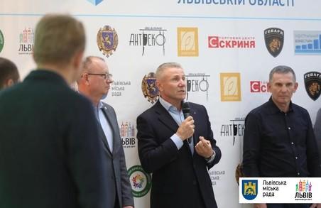 Львів може провести Олімпійські Ігри