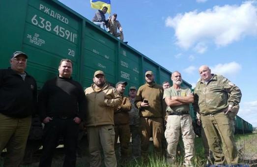 Активістів під Соснівкою обдурили, щоб Семенченко захопив фабрику, - Клімов