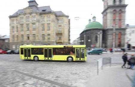 У Львові оголосили конкурс на 8 маршрутів автобусів