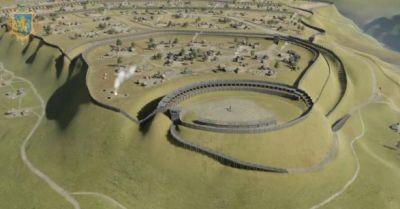 На Львівщині створили 3Д модель давнього міста Пліснеськ