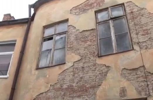 У Львові вирішили долю мешканців будинку, який росів під час ремонту Замарстинівської