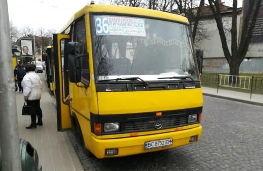 Львівська мерія розірве угоду з перевізником, який не обслуговує ввірений йому маршрут №36