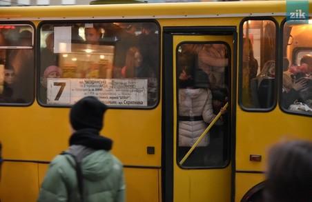 Львівські маршрутки подорожчають до 8 гривень