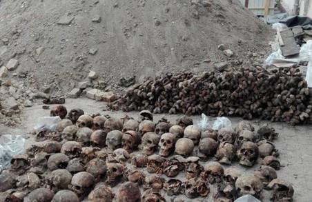 На Львівщині знайшли поховання репресованих радянським режимом