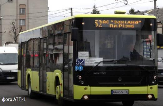 Львівський автобус №52 продовжили до Рудного
