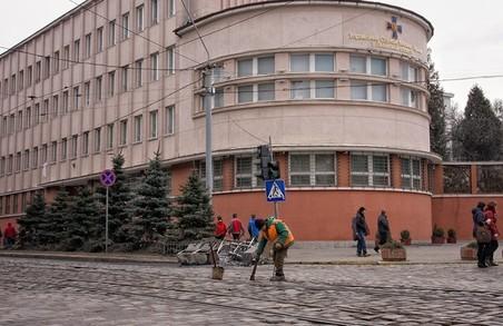 У Львові біля СБУ можуть збудувати кільце