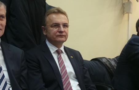 Мер Львова  Садовий подаватиме апеляцію на рішення суду
