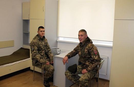До кінця року у львівські військові гуртожитки заселять 300 курсантів
