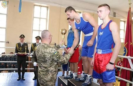 У Львові відбувся чемпіонат ЗСУ з боксу