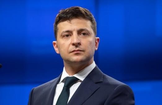 Зеленський нагородив медалями п'ятьох львів'ян