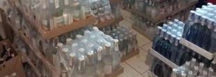 Фальсифікату на мільйон: на Львівщині накрили масштабну незаконну ґуральню (ФОТО)