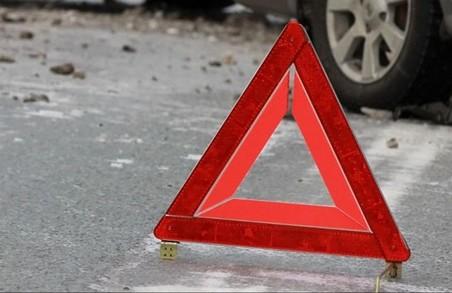 У Львові іномарка збила жінку, водій втік з місця аварії