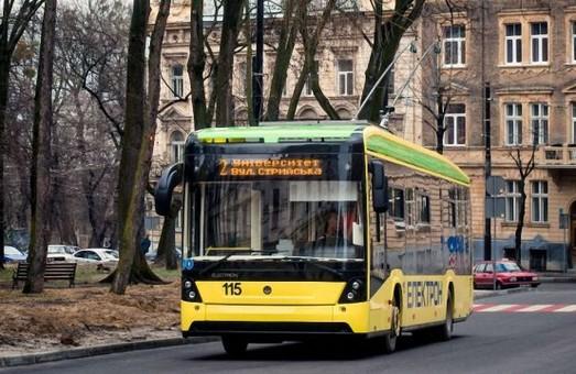 22 тролейбусний маршрут продовжать до Автовокзалу та повністю оновлять рухомий склад