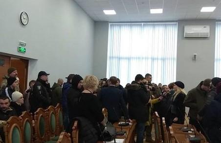 Штурм сесії Львівської облради: відкрито кримінальне провадження