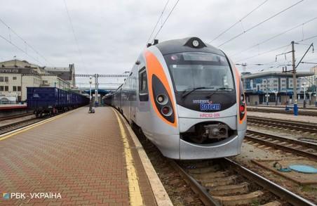 Запущено потяг Львів-Берлін(з пересадкою)