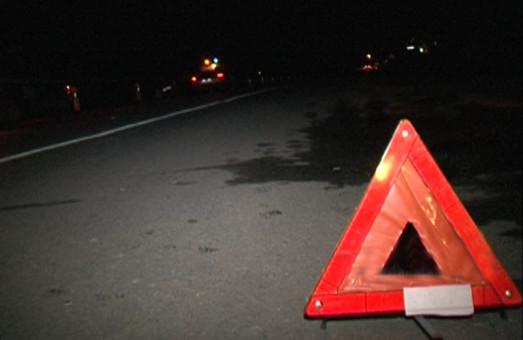 На Львівщині п'яний водій вбив пішохода та втік з місця ДТП