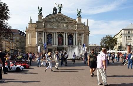 Львів'яни пропонують мерії облаштувати вхід у Полтву біля Оперного театру