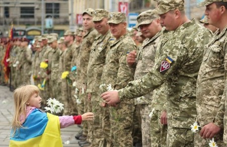 На Свято Миколая львів`янини зможуть відвідати захід, організований 80-ю десантно-штурмовою бригадою