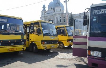 Міжміські львівські перевізники не вірять у е-квиток на своїх маршрутах