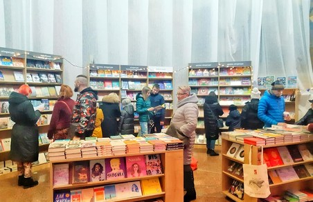 Книгарня «Є» заявляє про загрозу нової російської окупації книжкового ринку