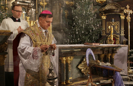 Римо-католицькі храми Львова запрошуть на Різдвяні богослужіння (розклад)