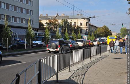 У Львові пропонують запустити трамвай на проспекті Чорновола