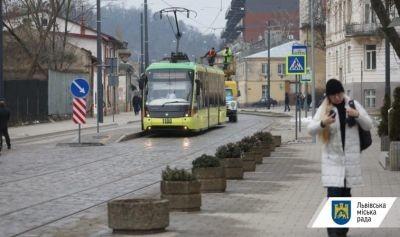 У Львові відкрили вулицю Замарстинівську