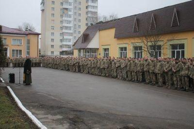 У Львові бійці 80-ї бригади віддали шану «кіборгам»