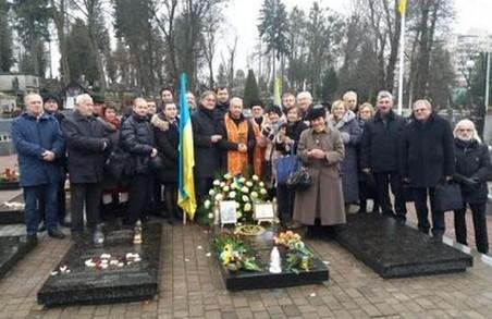 У Львові вшанували пам'ять Омеляна Коваля