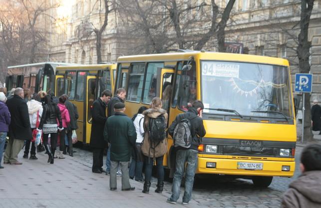У Львові може зрости тариф на проїзд в автобусах до 9 гривень