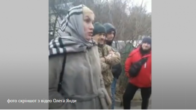 Львівські активісти та їхня дискусія щодо дружини Садового(відео 18+)