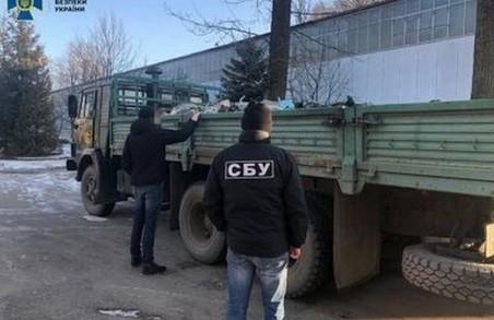 СБУ запобігла розкраданню військової техніки у Львові