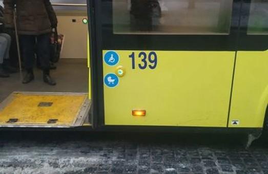 У Львові в нових тролейбусах не працює опалення