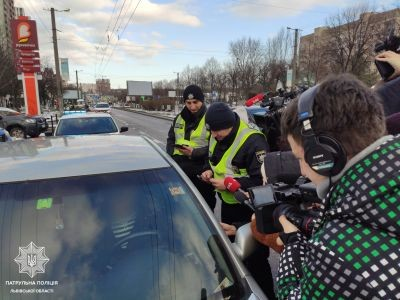 У Львові розпочалися масові перевірки водіїв