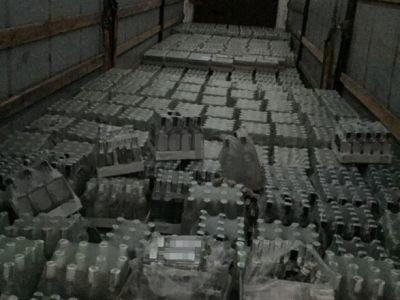 У Львові публічно знищать 14 тон алкоголю