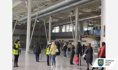 В аеропорту «Львів» ввели підвищений рівень перевірок безпеки