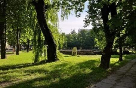 У Львові виріжуть сквер, щоб збудувати заправку